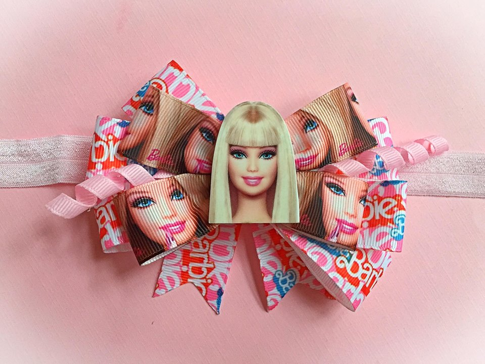 Barbie Girl Bow
