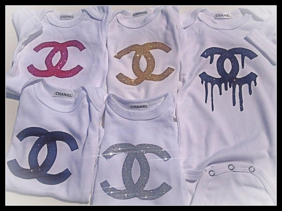Designer Inspired Logo Shirt