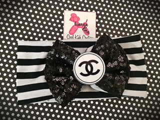 CC Designer Inspired Headband