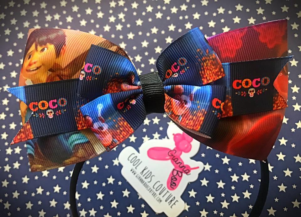 Coco Headband Bow