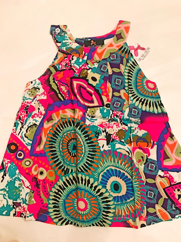 Paisley Park Summer Dress (SALE)