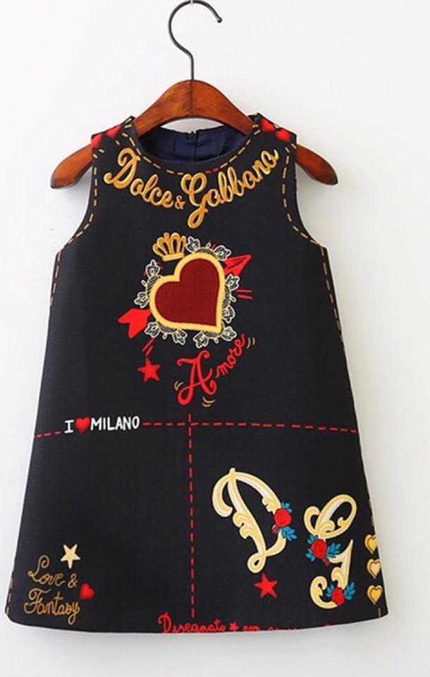 D&G Amore Dress