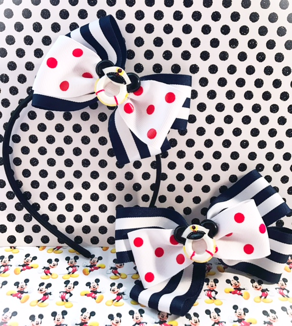 Disney Cruise line Bow or Headband
