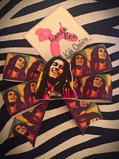 Bob Marley Bow