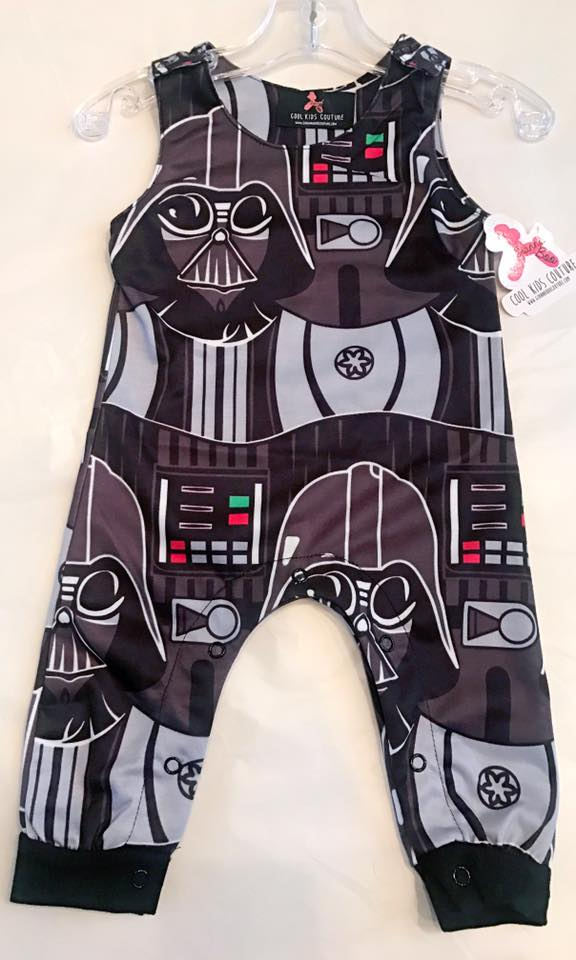 I AM YOUR FATHER (Romper)