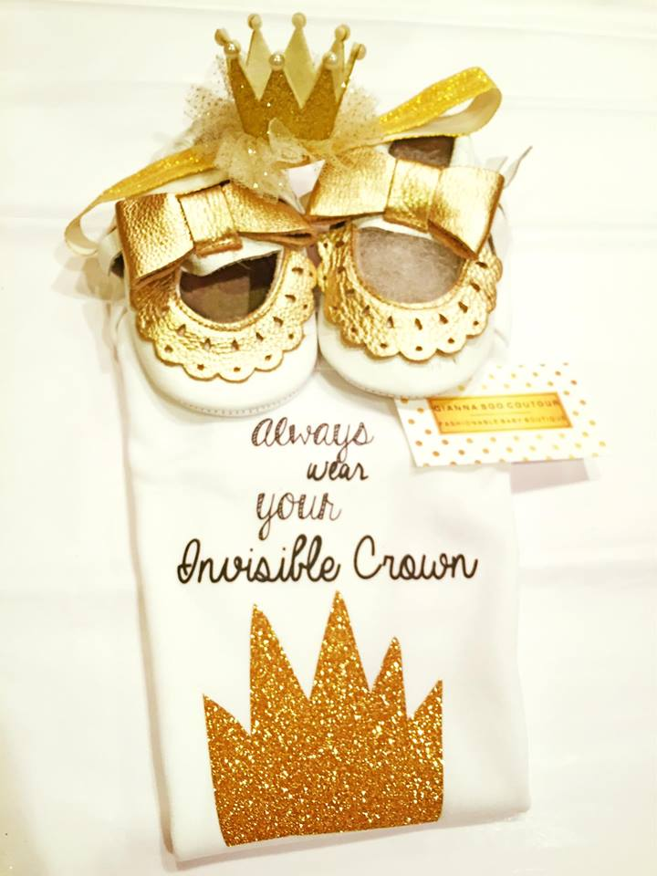 Always wear your invisble crown - Set