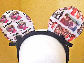 Custom Mickey Ears -STAND BY ME