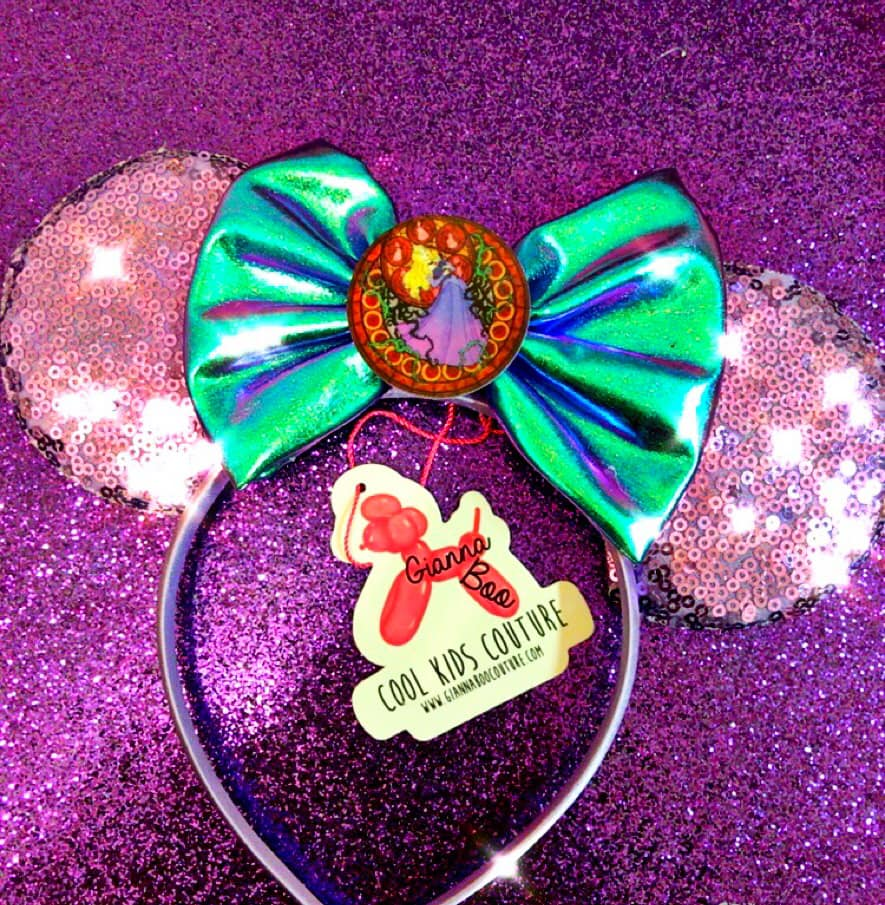 Sleeping Beauty Mouse Ears