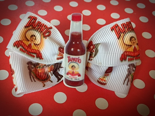"Tapatio ""Hawt Sauce"" - BOW"
