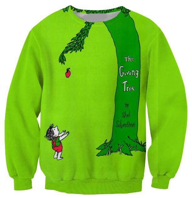The Giving Tree Sweatshirt