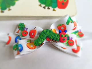 The Very Hungry Caterpillar Headband Bow