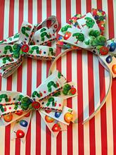 The Very Hungry Caterpillar Bows (You choose the type)