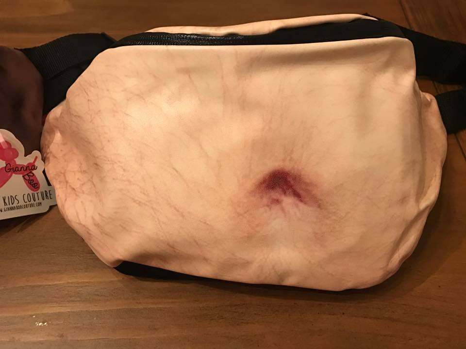 Hairy BOD Belly Bag - SOLD OUT