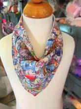 Disney Inspired Sketch Fabric - Baby Bandana Drool Bib 12-18M